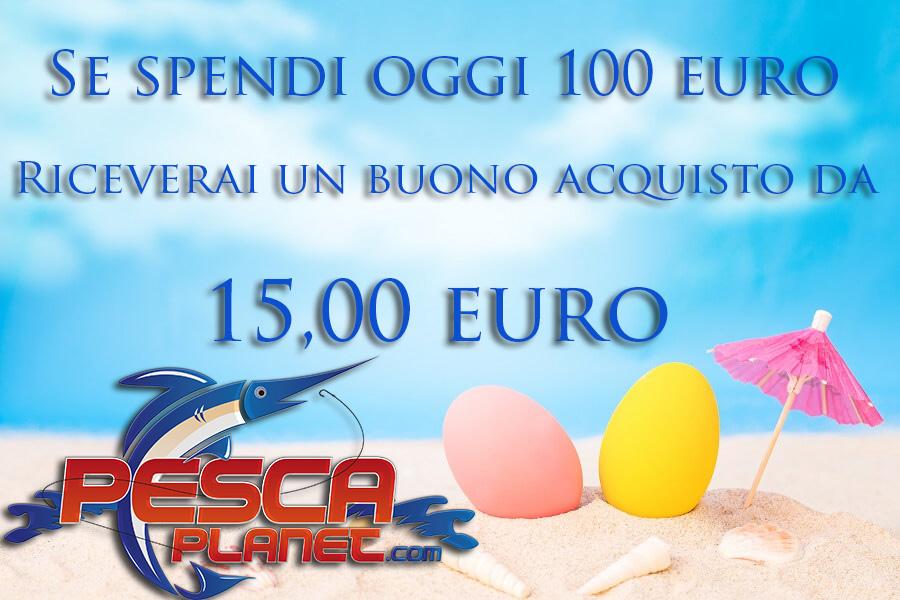ac3b895da8ea Buono acquisto da 15,00 euro, PescaPlanet