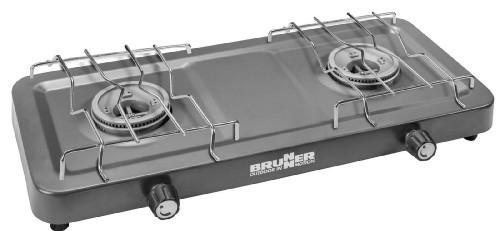 Fornello a gas portatile da campeggio brunner magma 2 - Fornello ad induzione portatile ...