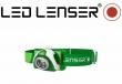 Lampada Torcia Frontale Led Lenser Seo3