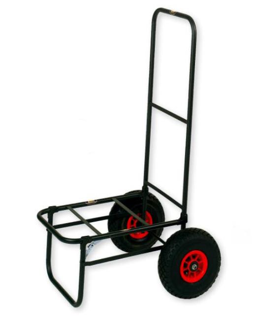 Carrello porta tutto pesca ruote gonfiabili for Carrello porta ombrellone e sdraio
