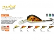 Esca Artificiale Rapture Hot Buzz Crank Bait