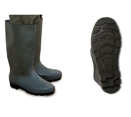 Stivali Pesca Lineaeffe al ginocchio in PVC