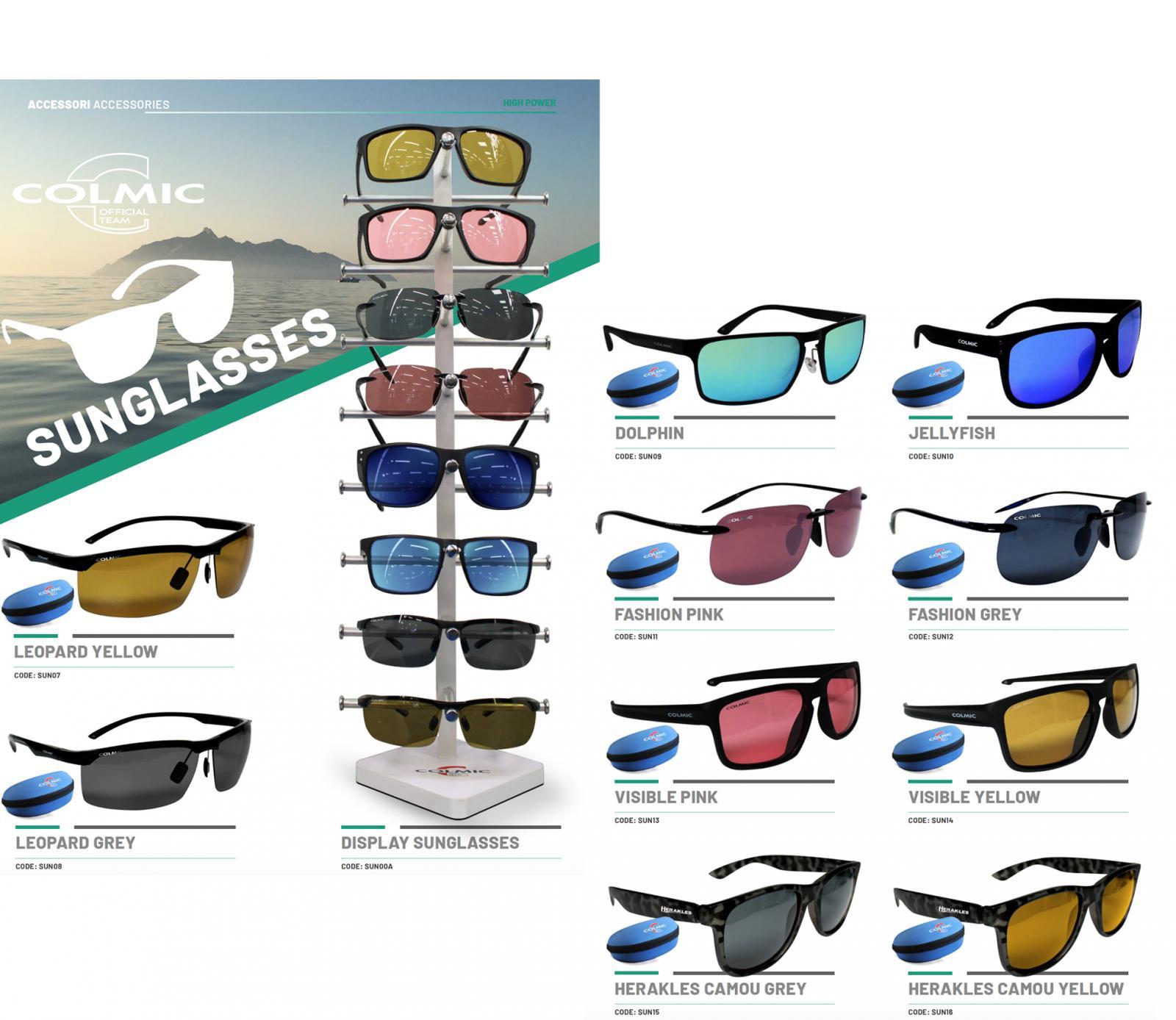occhiali colmic