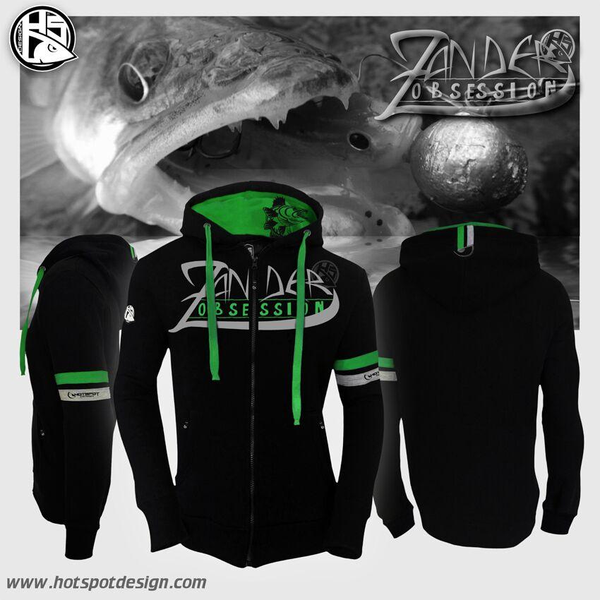 HotSpot Design Hoodie Sweatshirt Zander Obsession Pullover Hoody