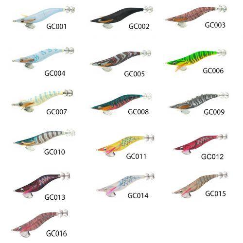 OH-GLOBAL - Yamashita Totanara Oh Live 3.0 Global Color Pesca Eging