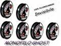 Kit 6 Bobine Fluoocarbon Evo Ghost