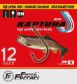 Love Capture Soda Flatted with Black Nickelate Gamma Stalk Long Trout Fishing