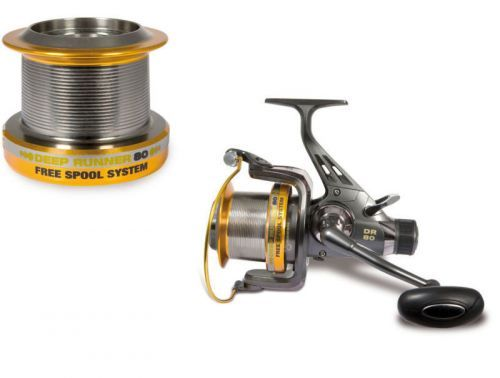 MULINELLO Carpfishing Deep Runner 80