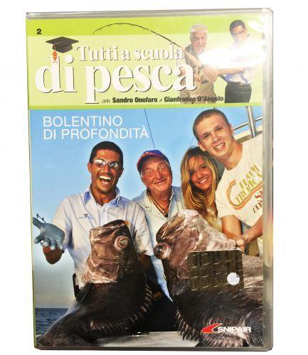 DVD1 a scuola di pesca bolentino