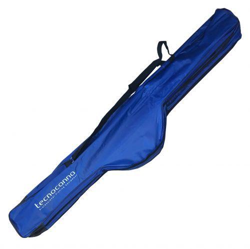 294385000 - Fodero Porta Canne Tecnocanna 3 scomparti 175cm