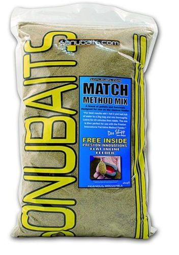 Pastura Sonubaits Feeder Match Mix Method Feeder 2 Kg McKinnon
