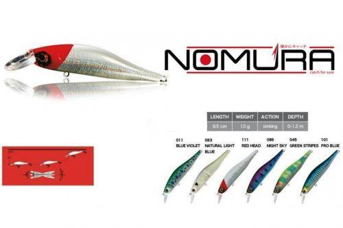 FORCE - Esca Artificiale Nomura Force 9,5 cm 13 gr