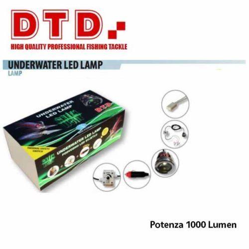 GreenLedLampDTD1000Lm
