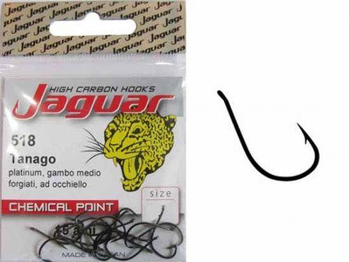 Ami Jaguar Tanago 518 Platinum Occhiello