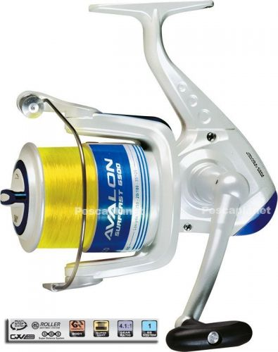 03342400 - Mulinello Trabucco Avalon Surcasting 6500 fd