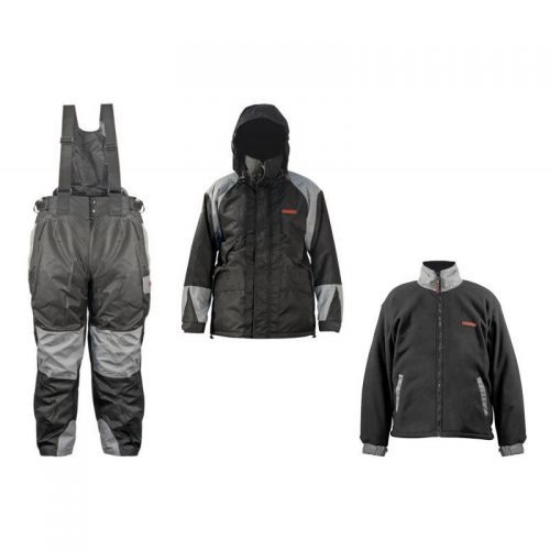 04920- - Trabucco Thermal Suit GNT Salopette Jacket fleece fishing sea lake surf