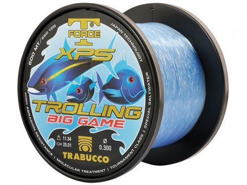 05307- - Trabucco Filo Trolling Big Game XPS 600 m Pesca mare traina