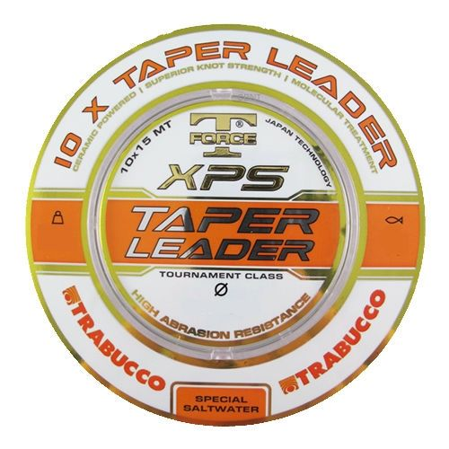 Filo LeaderXps Surfcasting Trabucco Shock Leader 0.20/0.50