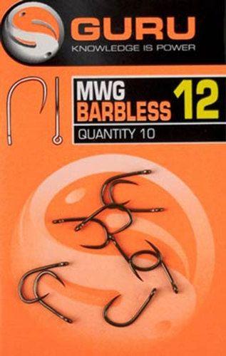 Ami Guru MWG Hook Barbless a Occhiello Ledgering Pellet