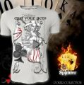 New Poker Collection Fashion T-shirt Hot Spot