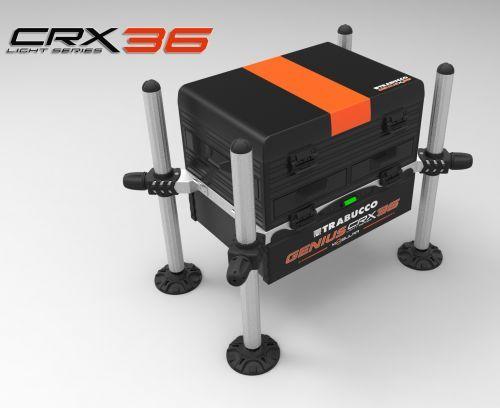 11613050 - Panchetto Trabucco Genius CRX  36 cross Drawers