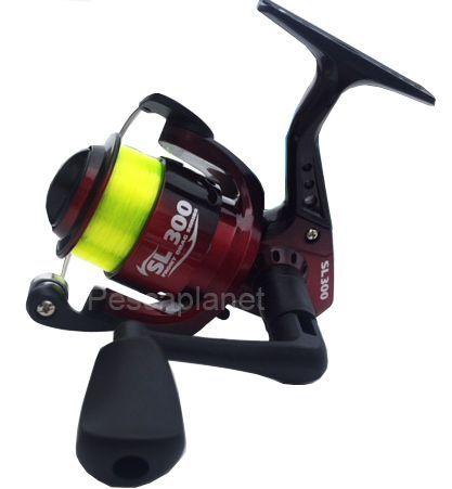 1360230 - Mulinello Vigor SL30 con filo pesca mare lago