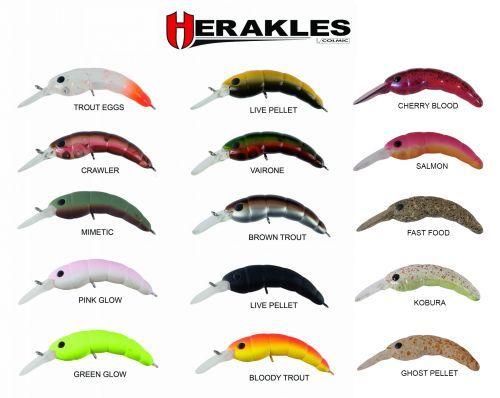 MOTH - Esca Artificiale Herakles Moth Crank