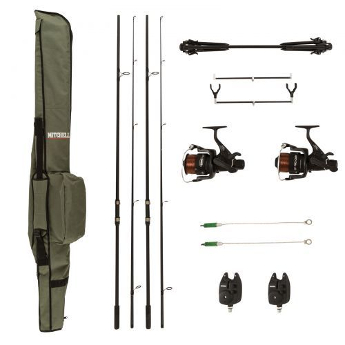 1446421 - Set Pronto Pesca Carpfishing GT Pro Carp