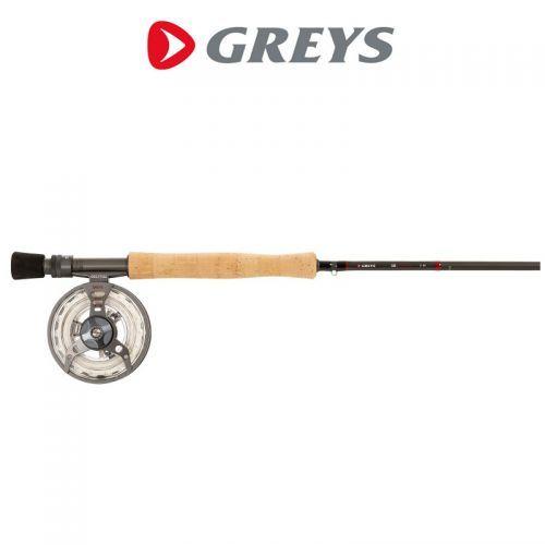 1486425 - Grays Grc power predator Combo fly fishing Fly