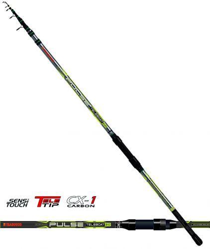 16270240 - Canna Trabucco Pulse Teleboat 2,40 cm