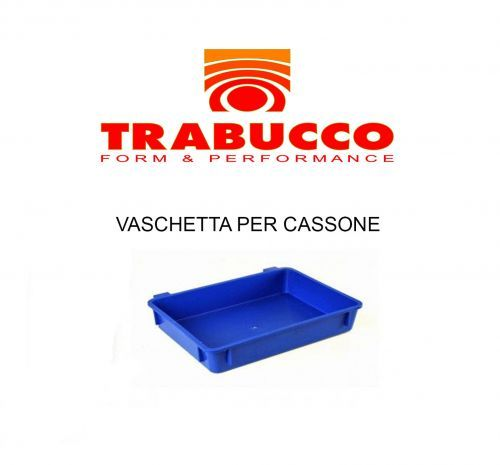 17100010 - Vaschetta per cassone Trabucco Seat Box