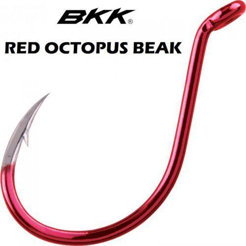 2012006 - BKK ami Red Octopus Beak pesca vivo bolentino