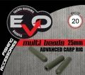 Accessori CarpFishing Evo Multi Beads 25 mm Cf 20 pz Salva Nodi