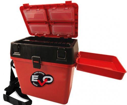 Panchetto Surf Box Con Vassoio porta Esca Accessori Evo