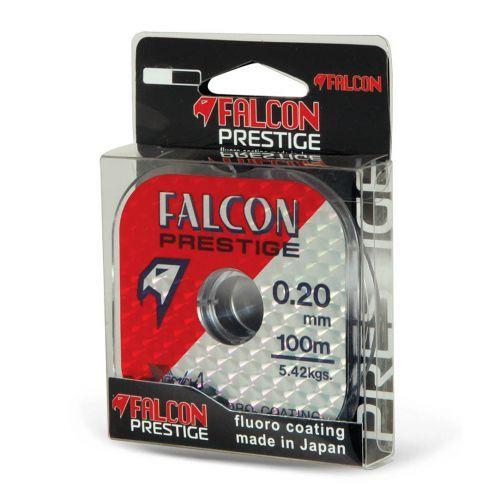 Monofilamento Fluorocarbono Falcon Prestige 100 Mt
