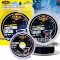 PESCA BLACK PANTHER DYNEEMA MULTIFIBRA SPINNING GREEN 0,35 150Mt