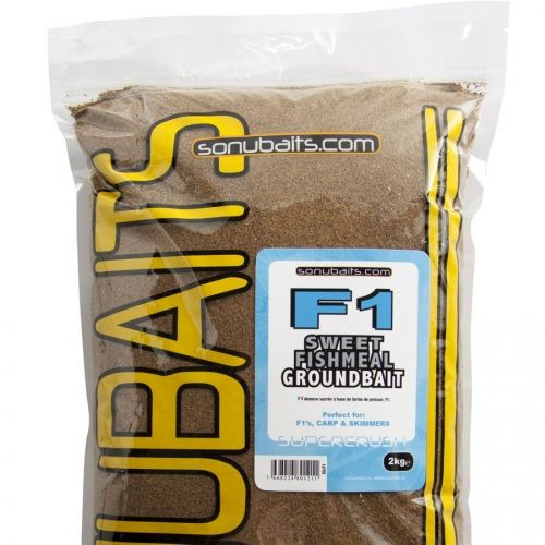 Pastura Sonubaits FISHMEAL GROUNDBAIT METHOD FEEDER 2 Kg
