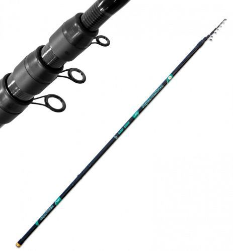 2605050 - Canna Teleregolabile Carbon 5 mt Trota torrente
