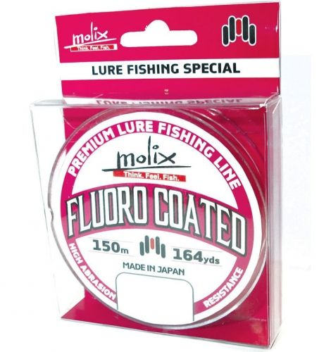 FLUORO-COATED