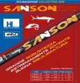 Canna Milo Sanson pesca Sturgeon Roubaisienne Carpodrome 9.5-11-13mt