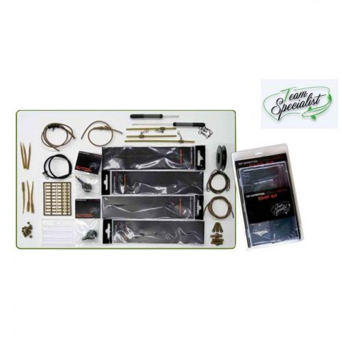 4990335 - Kit Full Set Team Specialist Pesca Carpfishing