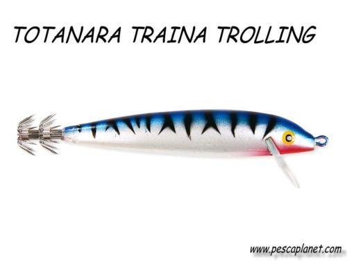 PESCA TOTANARA TROLL TRAINA E SPINNING CM 10.5