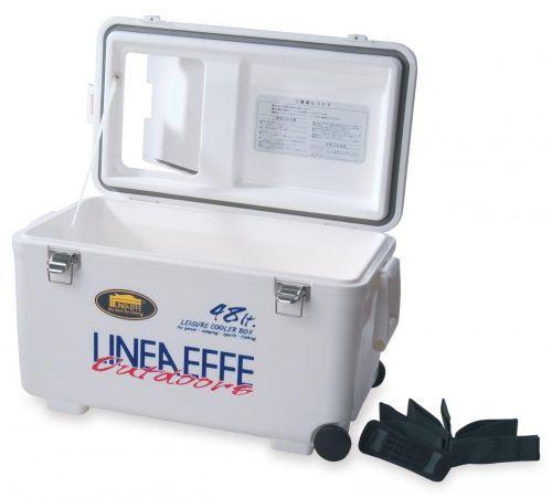 6600048 - Contenitore termico per esche pesce vivo e Campeggio 48LT