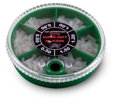 6630015 - Mascotte tubini silicone trasparente assortiti