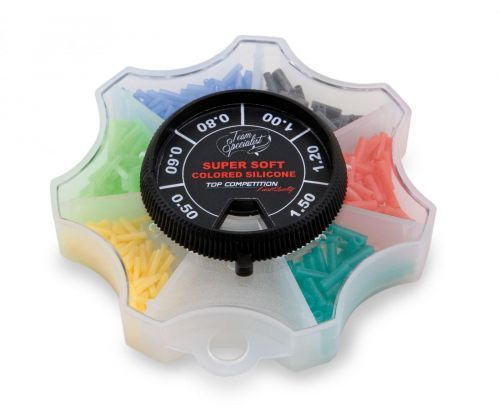 6630016 - Mascotte tubini silicone colorato assortiti