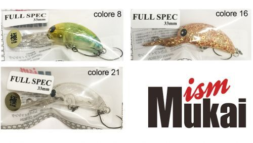 9419-33- - Mukay Full Spec Crank 3 gr trout area game