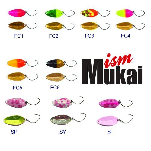9422-15 - Mukay spoon Campus 1,5 gr trout area game