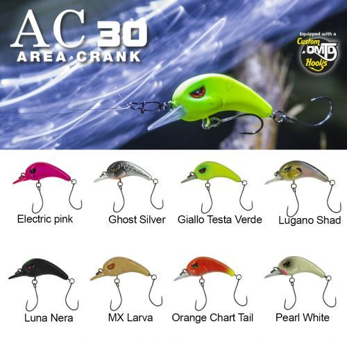 AC30- - Micro Area Crank Molix Trout