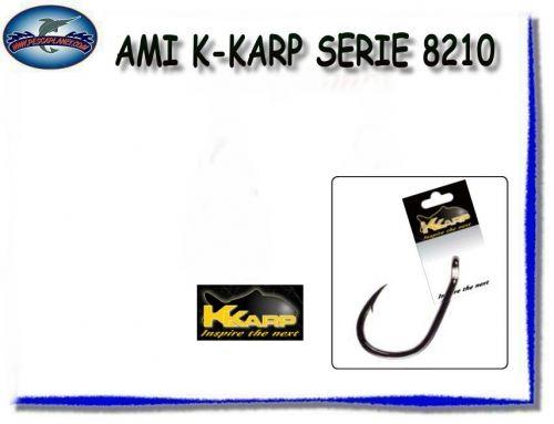 AMI CARPFISHING K-KARP SERIE 8210 MISURA N°2