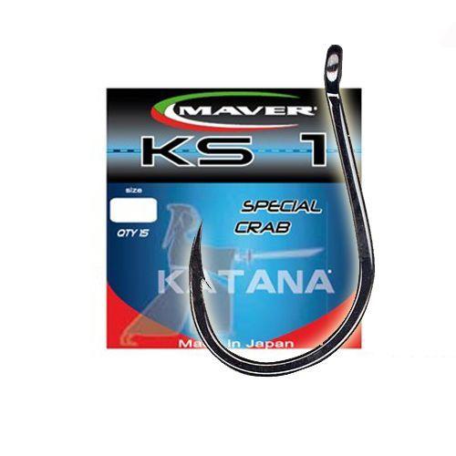 AMI-KATANA-KS1 - Ami Maver Katana KS01 Special Crab Occhiello
